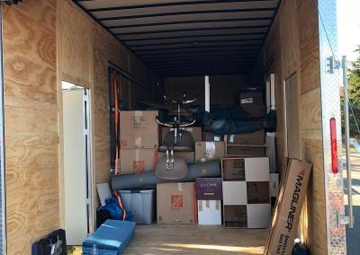 Out-of-State-Trailer